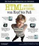 HTML & XHTML mit CSS von Kopf bis Fuß