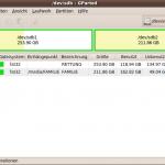 465GB Festplatte umbennen