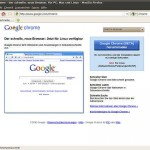 Google Chrome - der schnelle Browser. Für Windows, Mac und Linux