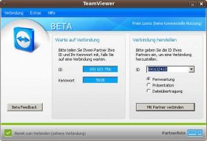 Teamviewer für Linux Software