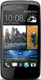 HTC Desire 500 Android Mobiltelefon (8 Megapixelkamera, 10,9 cm (4,3 Zoll) Display, 1,2GHz, Quad-Core Prozessor, Android) glossy black