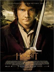 Der Hobbit: Eine unerwartete Reise - Filmplakat