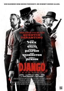 Poster zum Film: Django Unchained