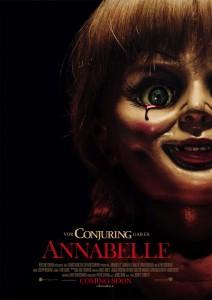Das Poster zu Film: Annabelle