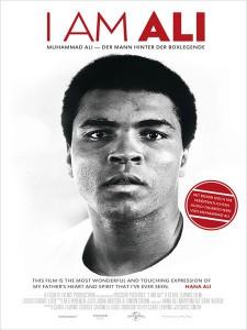 Das Poster zum Film: I Am Ali